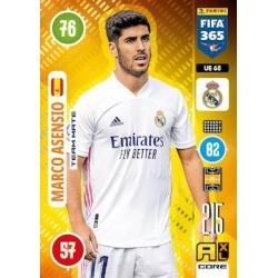 Marco Asensio Team Mate Real Madrid UE68