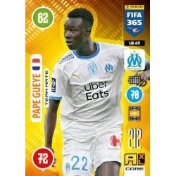 Pape Gueye Team Mate Olympique Marseille UE69