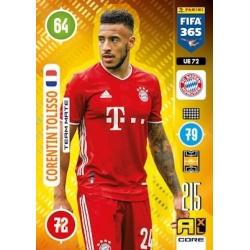 Corentin Tolisso Team Mate Bayern Munchen UE72