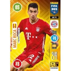Marc Roca Team Mate Bayern Munchen UE74