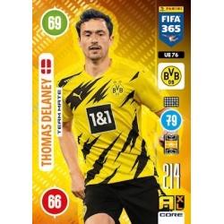 Thomas Delaney Team Mate Borussia Dortmund UE76