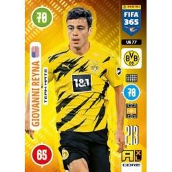 Giovanni Reyna Team Mate Borussia Dortmund UE77