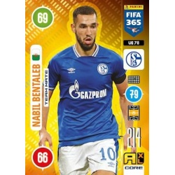 Nabil Bentaleb Team Mate Schalke 04 UE78