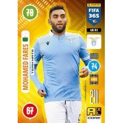 Mohamed Fares Team Mate Lazio UE83