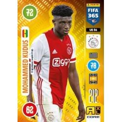 Mohammed Kudus Team Mate Ajax UE86