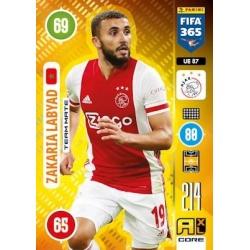 Zakaria Labyad Team Mate Ajax UE87
