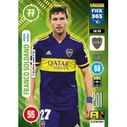 Franco Soldano Team Mate Boca Juniors UE88