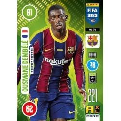 Ousmane Dembélé Team Mate Barcelona UE93