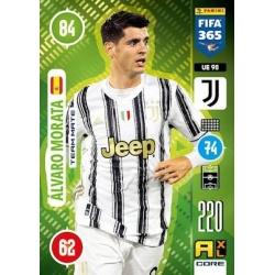 Alvaro Morata Team Mate Juventus UE98