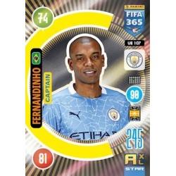Fernandinho Captain Manchester City UE107