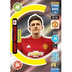 Harry Maguire Captain Manchester United UE109