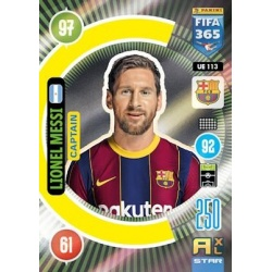 Lionel Messi Captain Barcelona UE113