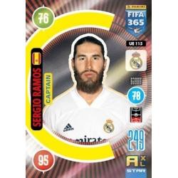 Sergio Ramos Captain Real Madrid UE115