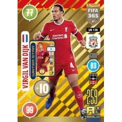 Virgil van Dijk Winter Star Liverpool UE138