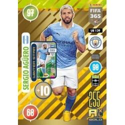 Sergio Agüero Winter Star Manchester City UE139