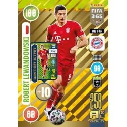 Robert Lewandowski Winter Star Bayern Munchen UE145