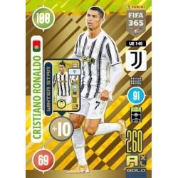 Cristiano Ronaldo Winter Star Juventus UE148