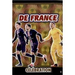 Champion de France 2020 Celebration 2