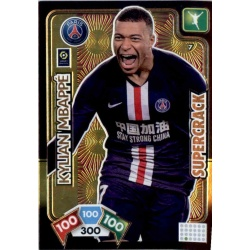 Kylian Mbappé Supercrack 7