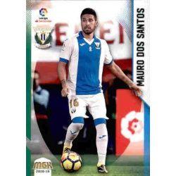 Mauro dos Santos Leganés 305
