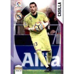 Casilla Real Madrid 354