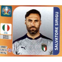 Salvatore Sirigu Italy 13