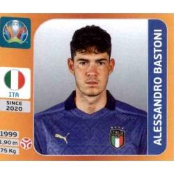 Alessandro Bastoni Italy 15