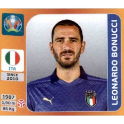 Leonardo Bonucci Italy 16