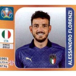 Alessandro Florenzi Italy 19
