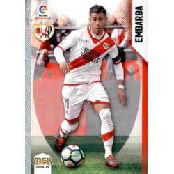 Embarba Rayo Vallecano 396