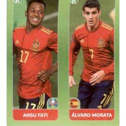 Fati - Morata Spain 538