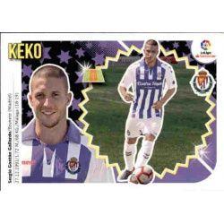 Keko Valladolid UF24