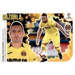 Cazorla Villarreal UF28