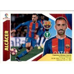 Alcácer Barcelona 14 Ediciones Este 2017-18