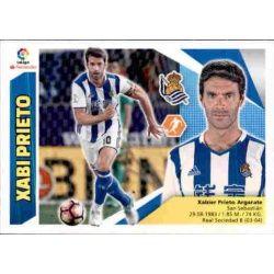 Xabi Prieto Real Sociedad 12 Ediciones Este 2017-18