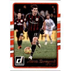 Alessio Romagnoli AC Milan 1