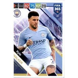 Kyle Walker Manchester City 17 FIFA 365 Adrenalyn XL