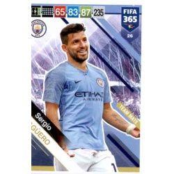 Sergio Agüero Manchester City 26