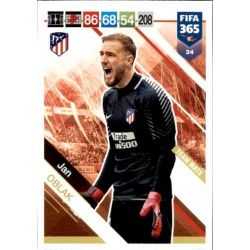 Jan Oblak Atlético Madrid 34