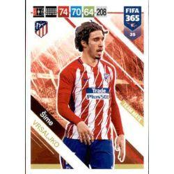 Šime Vrsaljko Atlético Madrid 35