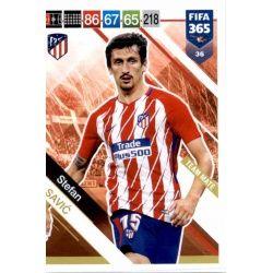 Stefan Savić Atlético Madrid 36