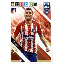 Ángel Correa Atlético Madrid 43