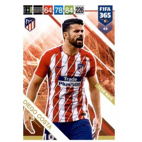 Buy Trading Cards Diego Costa Atletico Madrid Panini Fifa 365 Adrenalyn Xl 2019