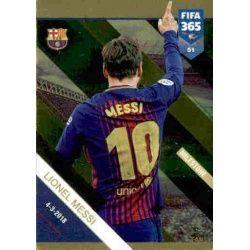 Lionel Messi Barcelona Milestone 51