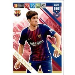 Sergi Roberto Barcelona 57