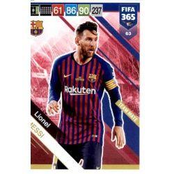 Lionel Messi Barcelona 63