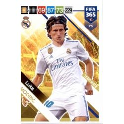 Luka Modrić Real Madrid 75FIFA 365 Adrenalyn XL