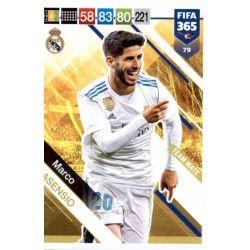 Marco Asensio Real Madrid 79 FIFA 365 Adrenalyn XL