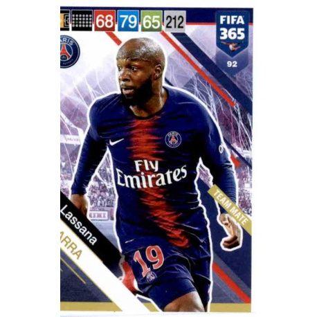 089233acb9b Sale Online Lassana Diarra PSG fifa 365 adrenalyn 2019