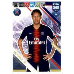 Neymar Jr PSG 98 FIFA 365 Adrenalyn XL
